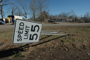 Polk County Sign