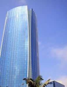 glass highrise